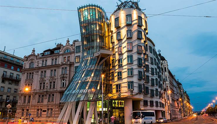 عجیب ترین سازه های معماری دنیا؛ ۲۱ ساختمان با ظاهری خاص اما جالب