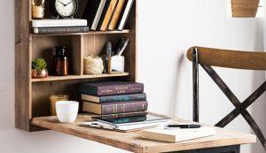 میز مناسب برای فضاهای کوچک با 12 ایده عالی