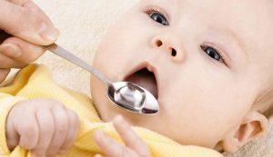 تاثیر قطر آهن بر دندان کودکان